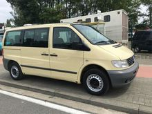 2000 Mercedes Benz Mini-coach