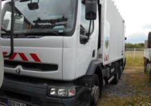 2005 Renault Premium Garbage tr