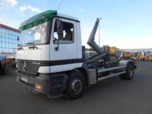 2001 Mercedes Benz Actros Lorry
