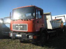 Used 1995 MAN F2000