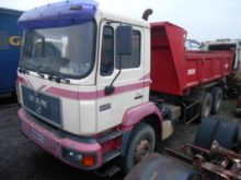 1999 MAN F2000 Tipper