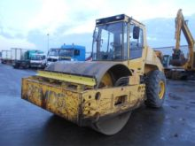 2002 Bomag BW219DH3 Single drum