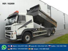 2007 Volvo FM340 6X2 DUMPER FUL