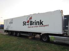 2013 Schmitz Cargobull Isoliert