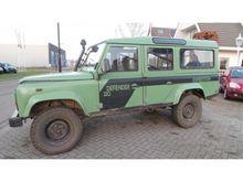 2001 Land Rover 110 TD 5 4WD Gr