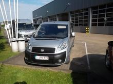 2014 Fiat Scudo Combi Executive