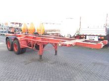 Used 1980 IWT 20FT,