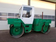 1990 Bomag BW161AD Tandem Rolle