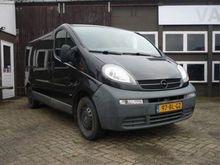 2004 Opel Vivaro 1.9DTI 2.9T L2