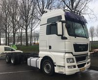 2008 MAN 24400 Chassis cabin