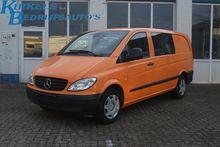 2008 Mercedes Benz Vito 111 Dub