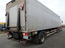 1999 MEYER, 1 AXLE ISOBOX CITY
