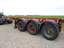 Used 1990 3 AXLE MUL