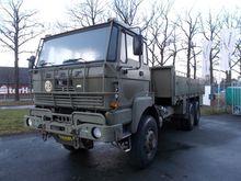 1986 DAF YA 2300 bakwagen 6x6 A