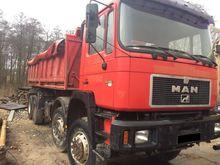 Used 1996 MAN 35.402
