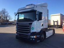 2015 Scania 450 highline eoro6