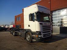 2014 Scania R520 LB6x2MNB BDF s