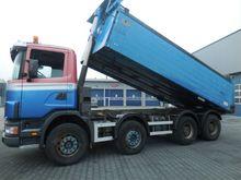 2001 Scania 124-420 8x4 Asfaltk