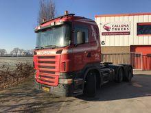 2005 Scania R420 6x2 retarder T