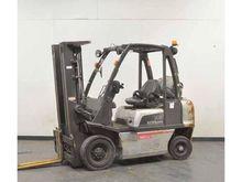 2008 Nissan U1D2A25LQ Forklift