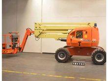 2010 JLG 450AJSII Working platf
