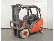 2010 Linde H30T Forklift