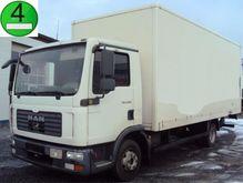 Used 2007 MAN TGL 8.