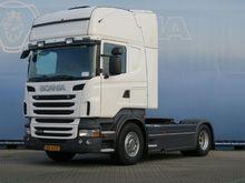 2010 Scania R 440 LA4x2MNA Trac