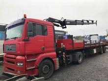 2004 MAN TGA 18.360 Truck Crane