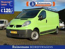 2010 Renault Trafic 2.0 DCI AIR