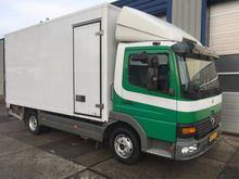 1999 Mercedes Benz 815 Box with