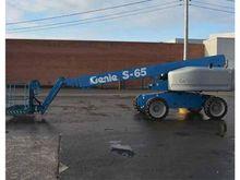 2006 Genie S-65 Working platfor
