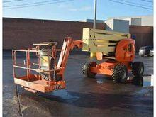 2011 JLG 450AJSII Working platf