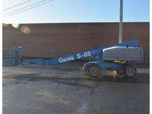 Used 2006 Genie S-65