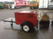 1995 Atlas Copco XAS 36 Yd with