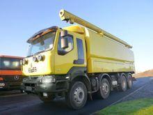 2009 Renault Kerax 450 Dxi Tank