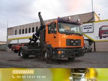 2000 MAN 18.284 Container trans