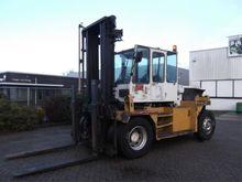 1987 Kaldnes H12-600 Forklift