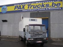 Used DAF 45 Closed b
