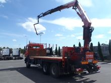 2008 Renault kerax Lorry with c