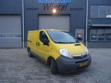 Used 2010 Opel Vivar