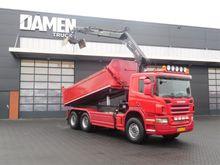 2010 Scania P 360 B 6x6 Euro 5