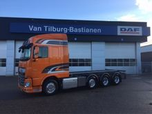 2015 DAF XF460 FAK SC Container