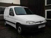 Used 2002 Peugeot Pa