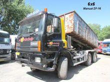 Used 1996 Ginaf 3335