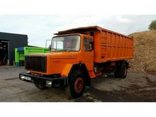 1982 Iveco 190PAC20 Tipper / Be