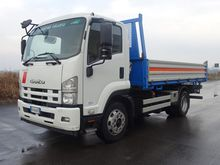 Used 2009 Isuzu F12.