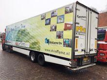 1998 Draco Rally/camper trailer