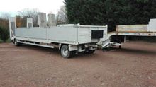 2007 Sevan Janssens Low loader