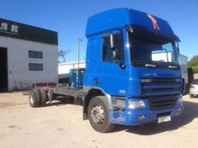 2005 DAF CF65.250 Chassis cabin